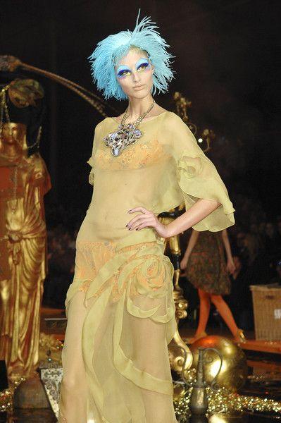 John Galliano, Autumn/Winter, 2008 Ready-to-Wear