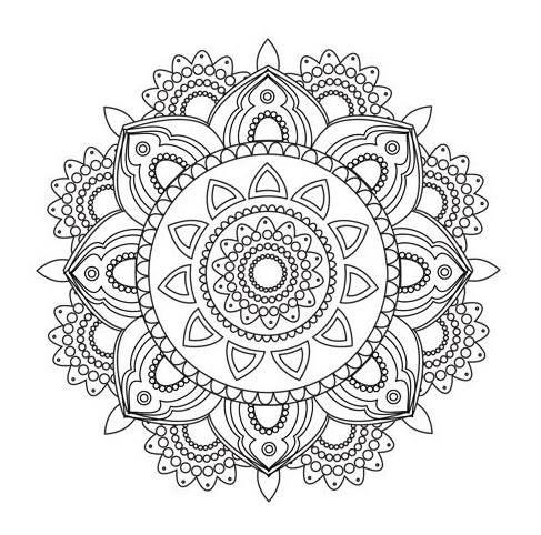 mandala  mandala coloring pages pattern coloring pages coloring pages