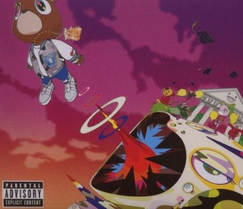 Kanye West Homecoming On Graduation I Met This Girl When I Was 3 Years Old And What I Loved Most S Music Album Cover Graduation Album Kanye West Album Cover
