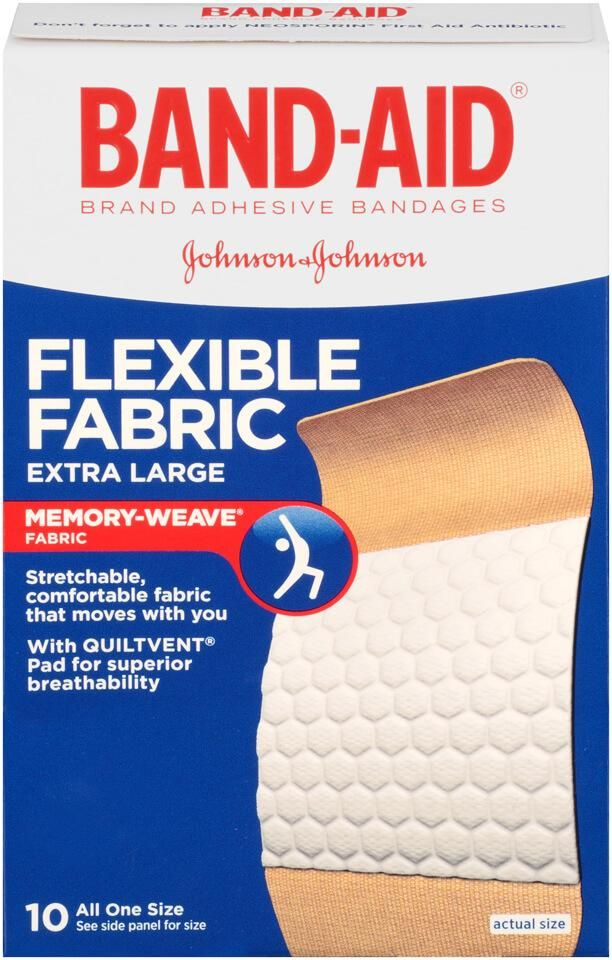Flexible Fabric Extra Large 10s