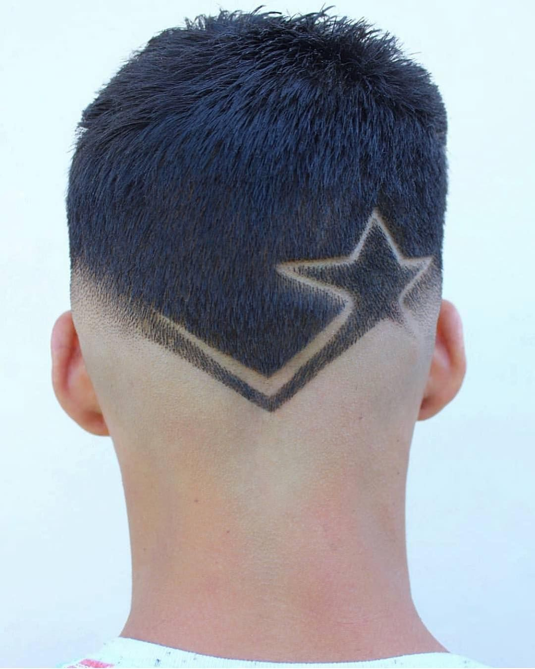 Need A Style Like This Download Thebarberpost App And Find A Barber Near You Powe Hair Designs For Men Haircuts For Men Hair Tattoo Designs