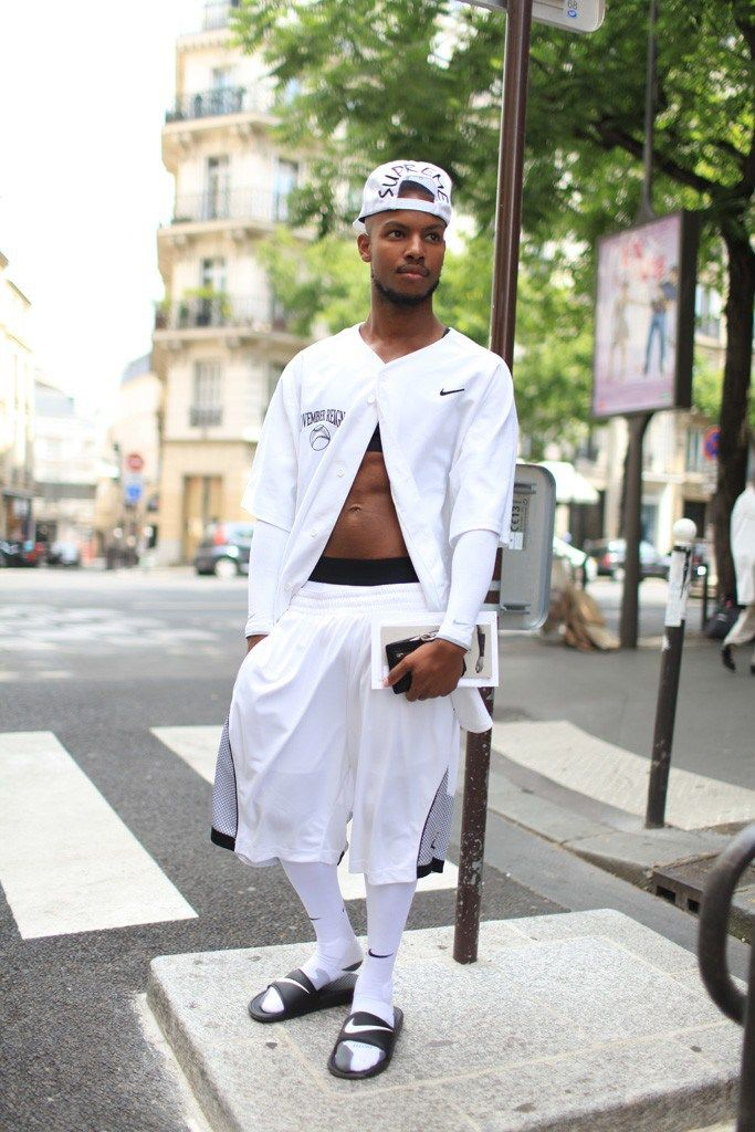 Paris Mens Fashion Week streetstyle
