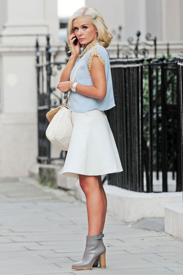 Katherine jenkins style dresses