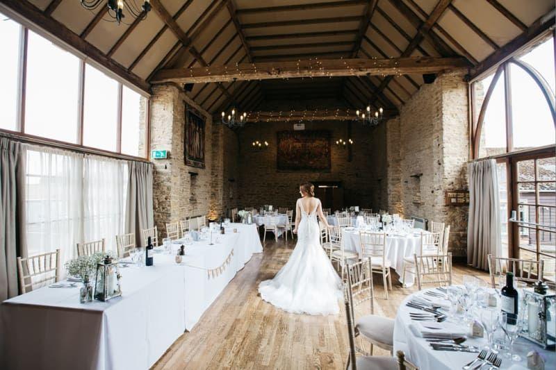 38 Beautiful Barn Wedding Venues in South East England ...
