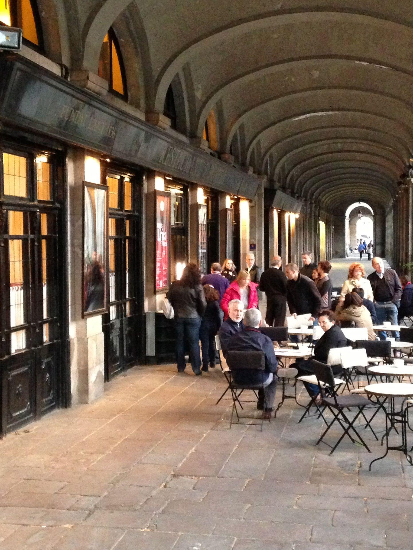 7 Portes in Barcelona, Cataluña Klassiek Spaans