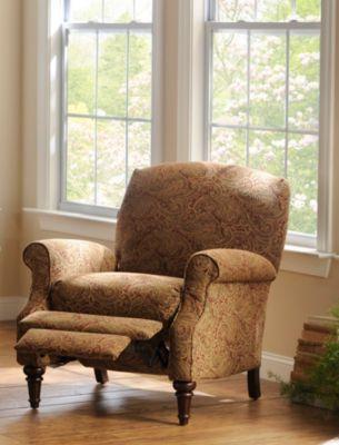 Red Paisley Recliner Kirkland S Kirkland Home Decor Kirkland Furniture Furniture