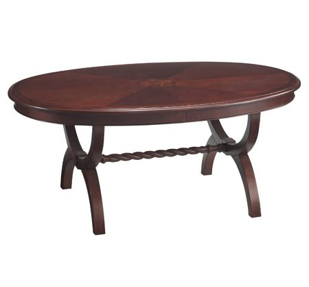 Bombay Co Inc Living Coffee Tables Townsend Oval