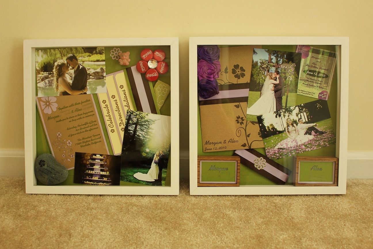15 Vintage and Uniques Shadow Box Ideas to Keep Your Sweet Memories ...