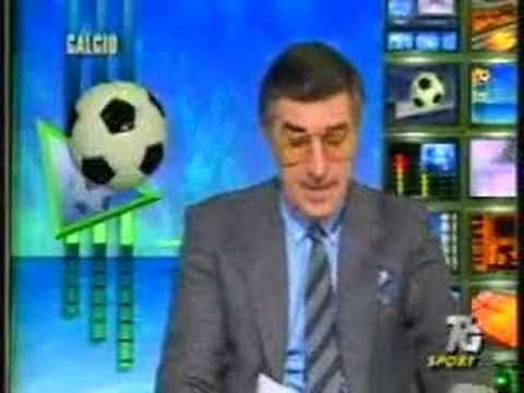 Italian News Anchor Germano Mosconi Italian News News Anchor Video Film