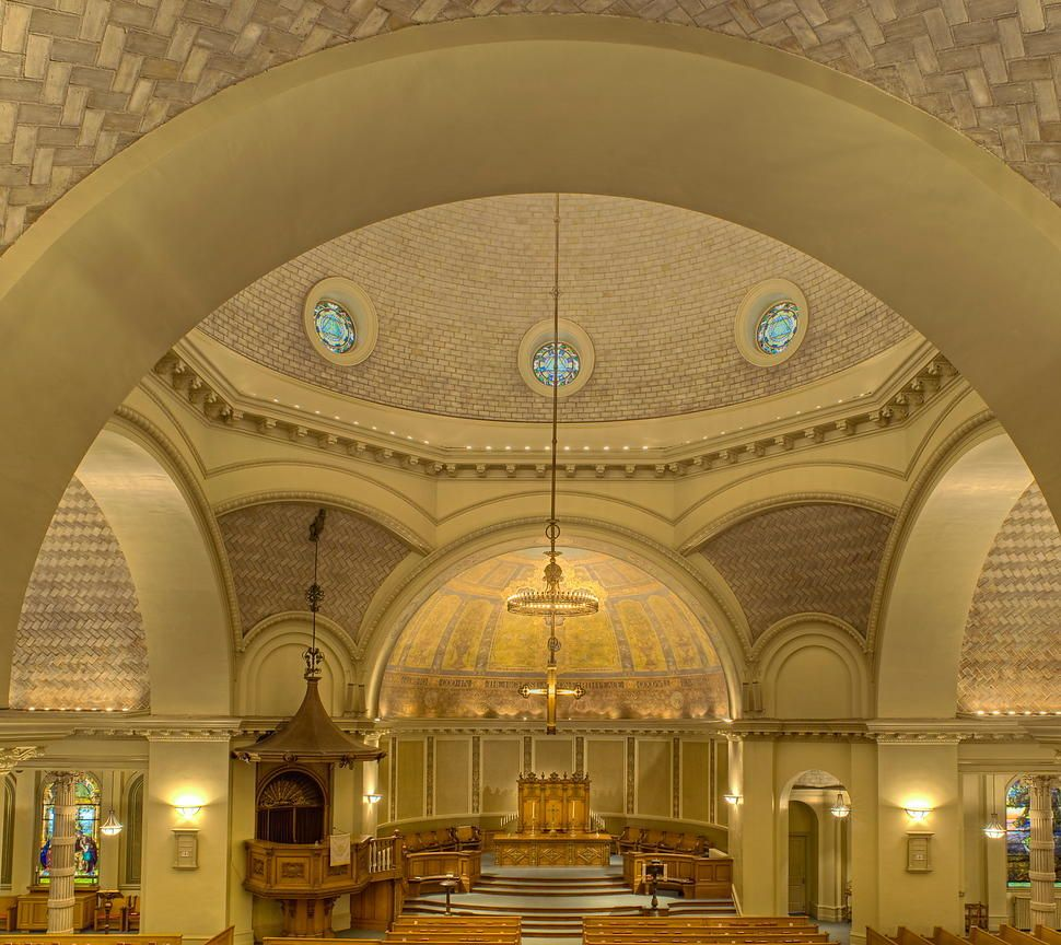 Central congregational church providence rhode island in