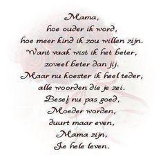 Lieve Mama Gefeliciteerd Gedicht Google Zoeken Dochter