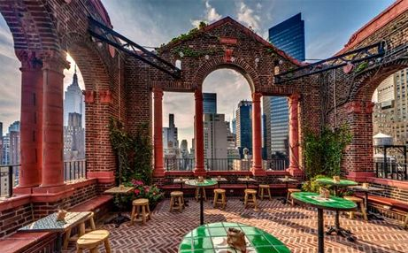 Pod 39 Hotel Nyc Rooftop