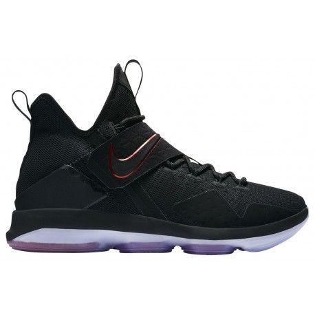 Nike lebron 14-men\'s-basketball-shoes-james, lebron-black/black ...
