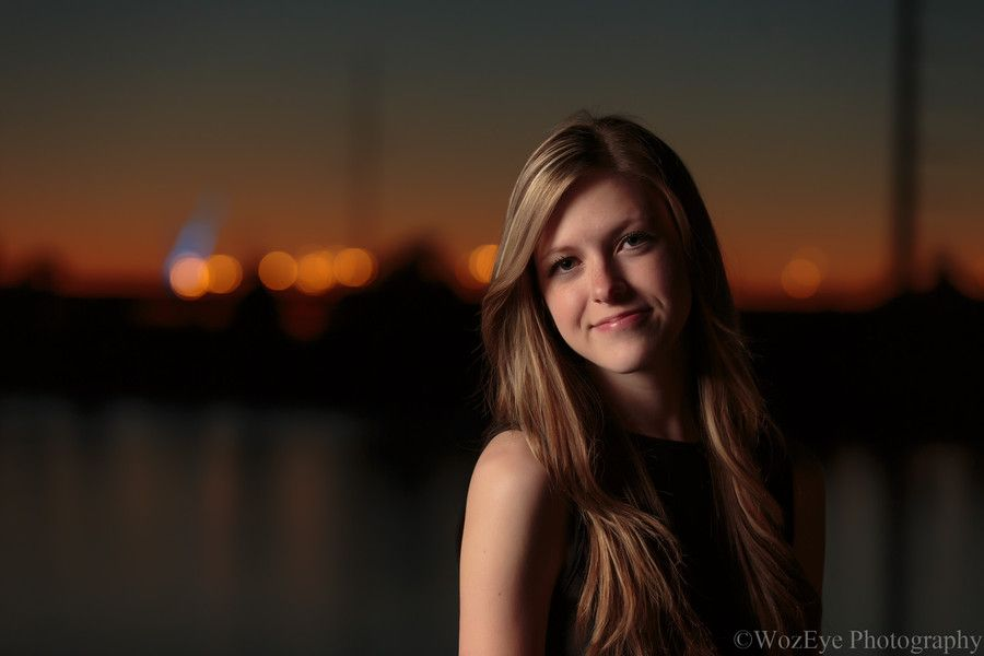 Haley Senior Picture by WozEye on 500px