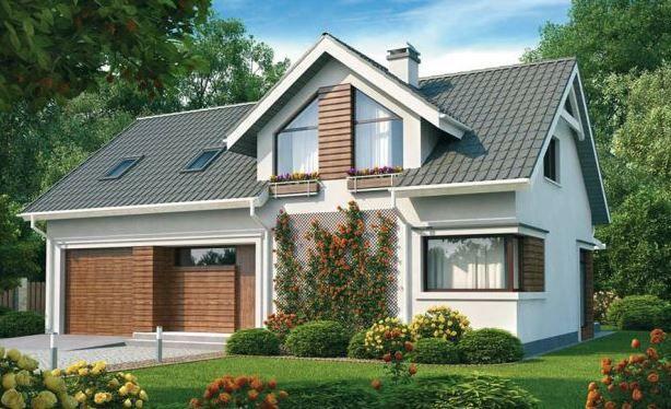 Plano de moderna y rustica casa de 2 pisos y 4 dormitorios casas r sticas pinterest - Planos casas rusticas ...