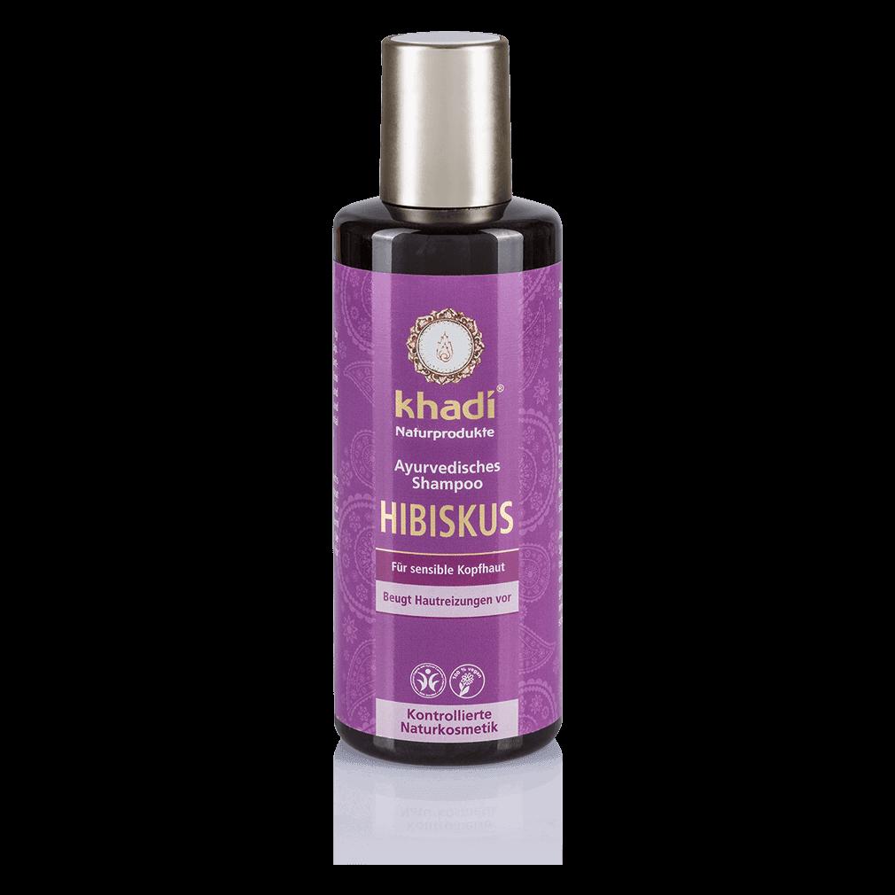 Ayurvedisches Shampoo Hibiscus Shampoo Ayurvedisch Haarpflegemittel