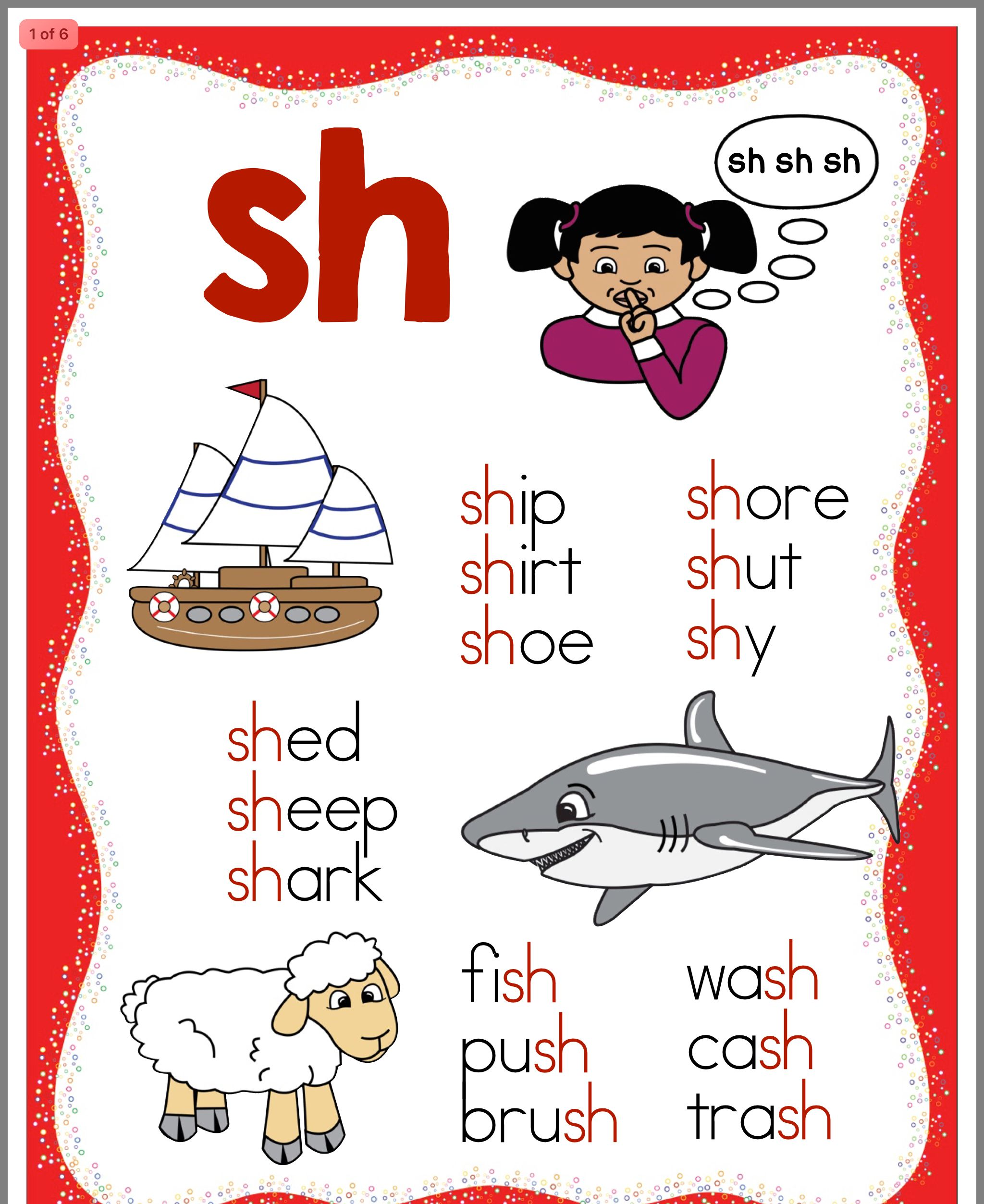 Pin By Roopa On Phonics With Images