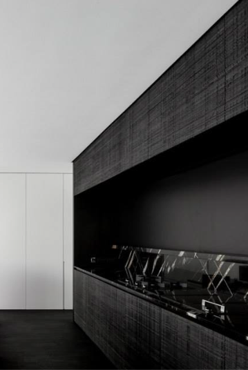 Pascal Francois Architects Superior Interior Acoustics Jp Bedreakustik Dk Www Bedreakustik Dk Kitchen Design Interior Design Kitchen Modern Kitchen Design