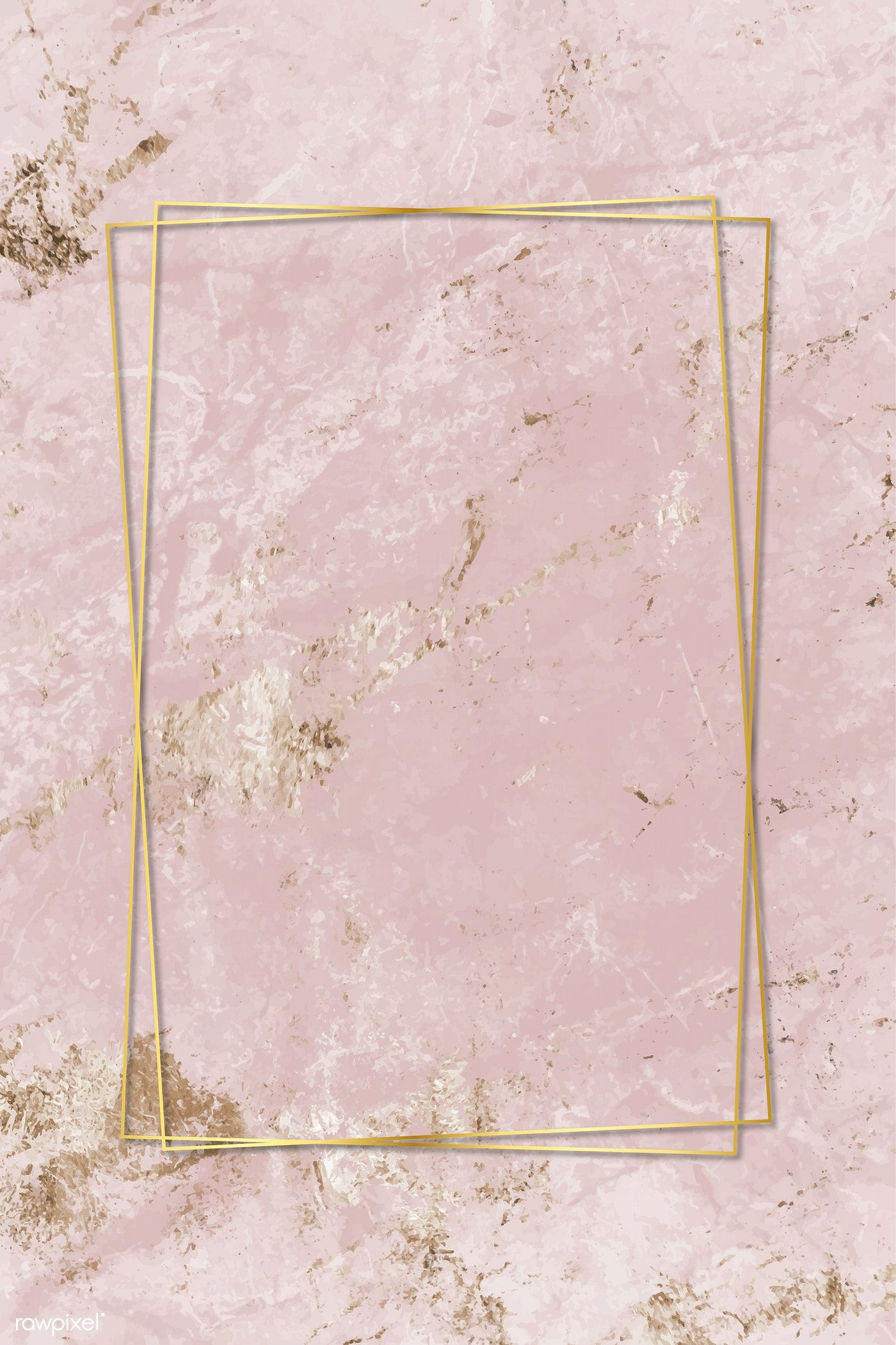 Pink And Gold Marble Textured Background Vector Free Image By Rawpixel Com Eyeeyeview In 2020 Pink Marble Background Pink And Gold Background Textured Background