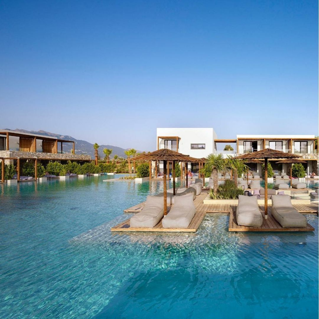Cool Pool Vibes At Caravia Beach Hotel Which Pool Is Your
