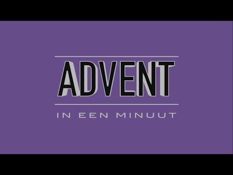 Advent uitgelegd in 1 minuut. Met LEGO.