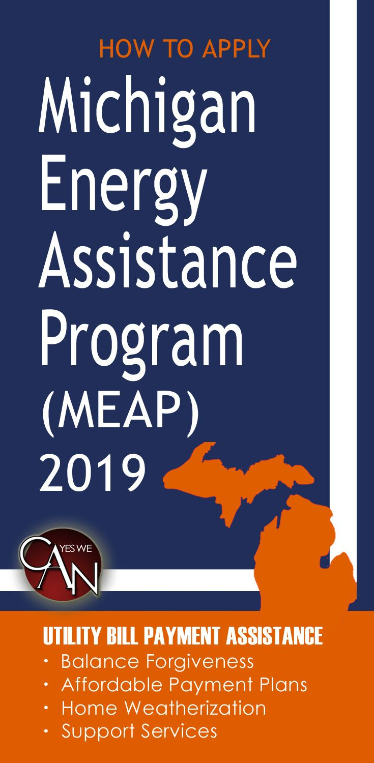 The Michigan Energy Assistance Program (MEAP) funds