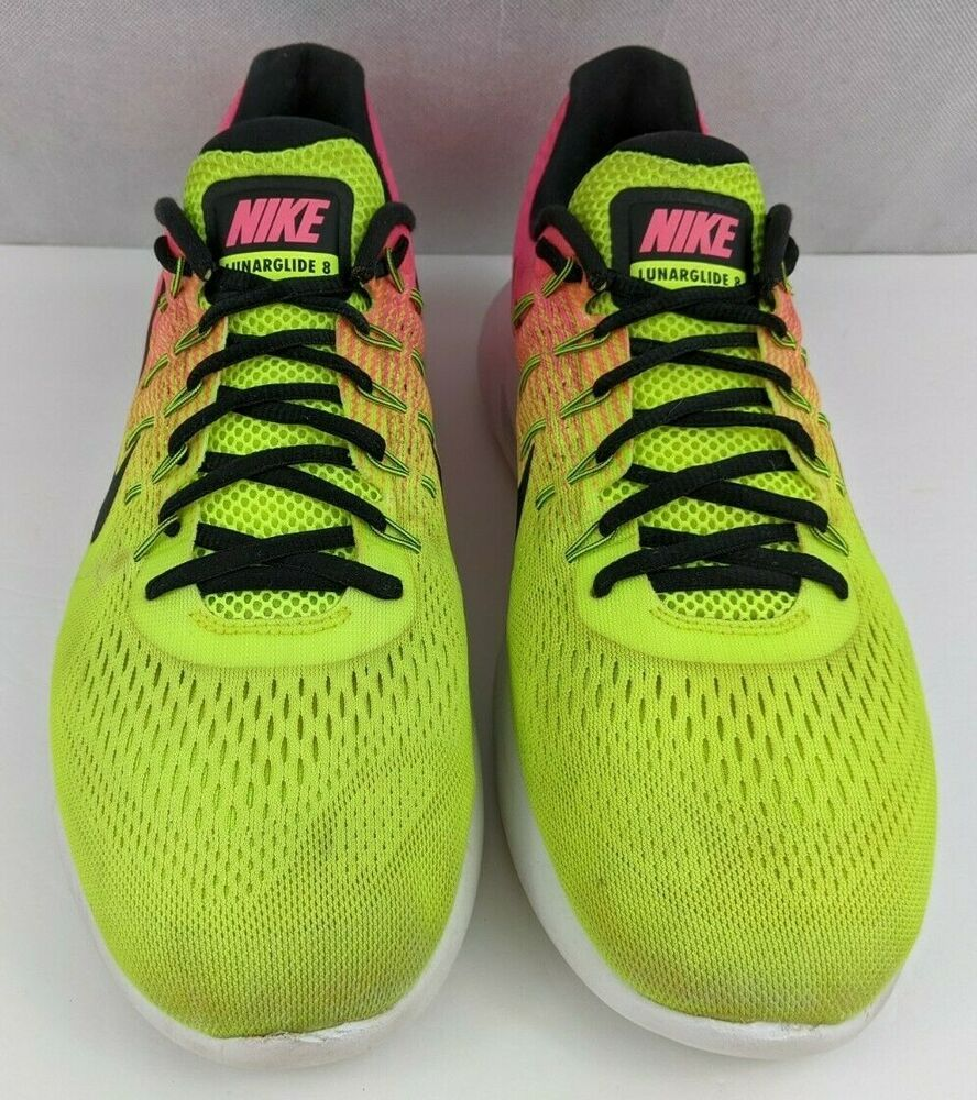 Nike Lunarglide 844632999 Mens Olympic Color Running