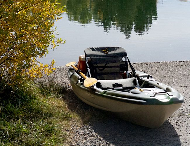 pelican chase 120 kayak review