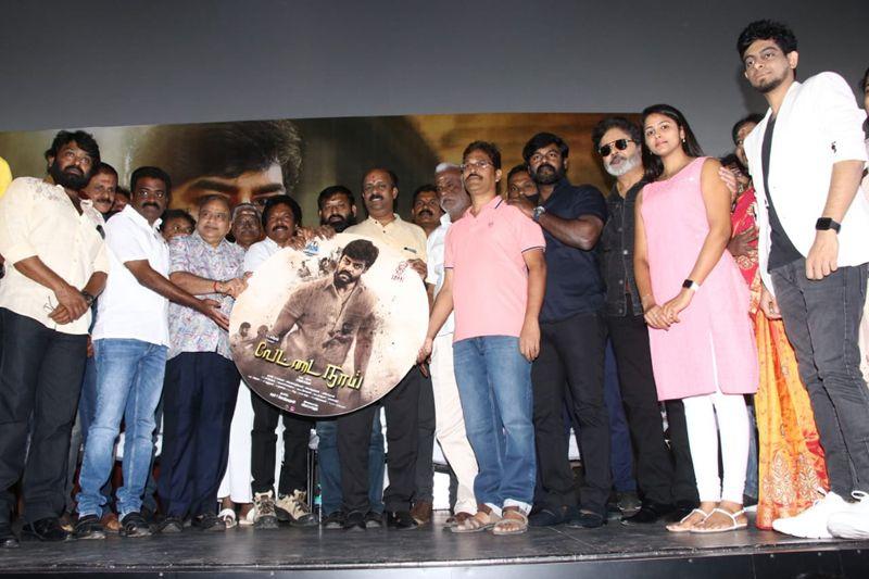 RK Suresh, Ramki Speech @ Vettai Naai Movie Audio Launch