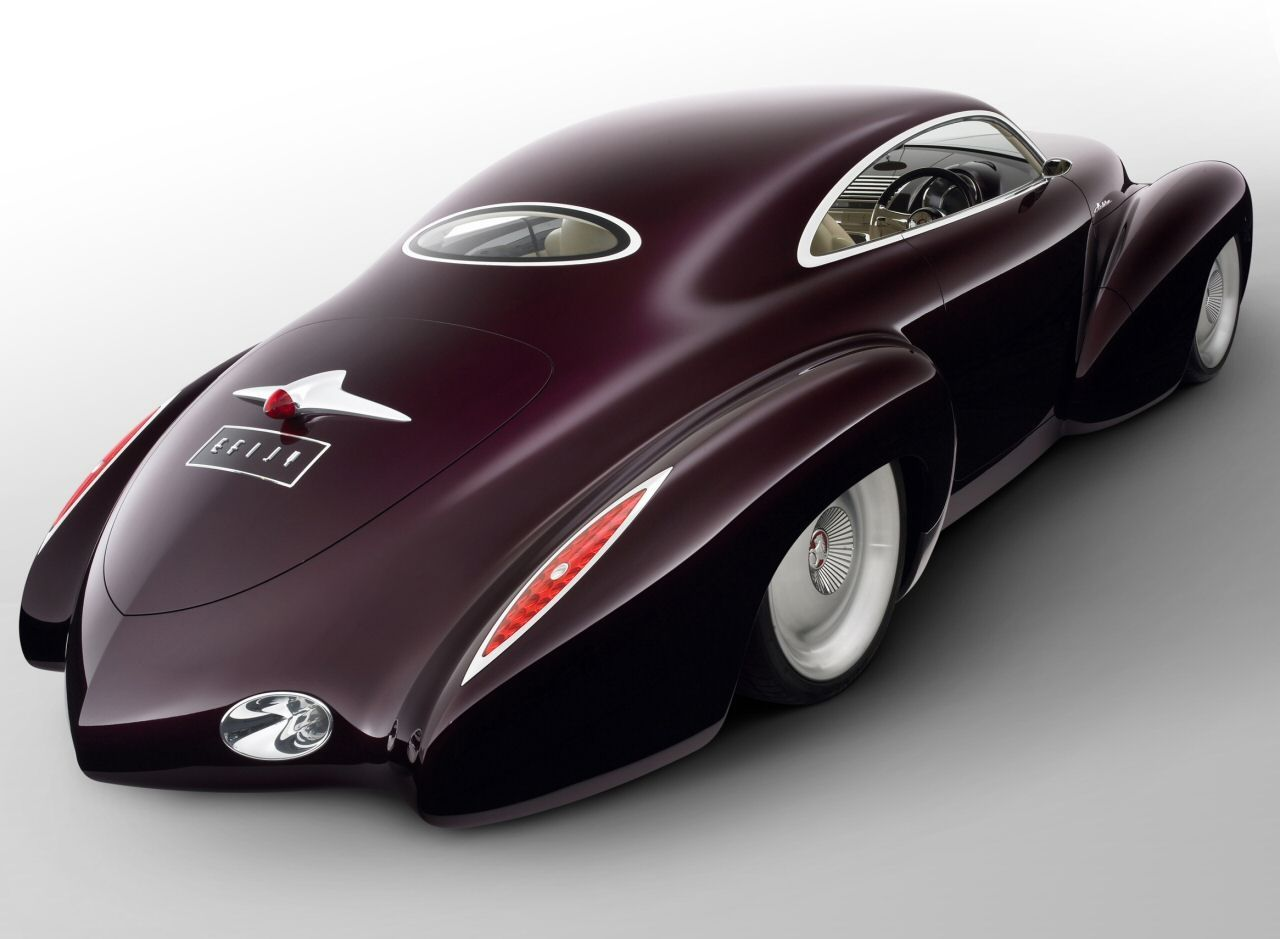 2005 Holden Efijy - Awesome Aussie Concept Rod