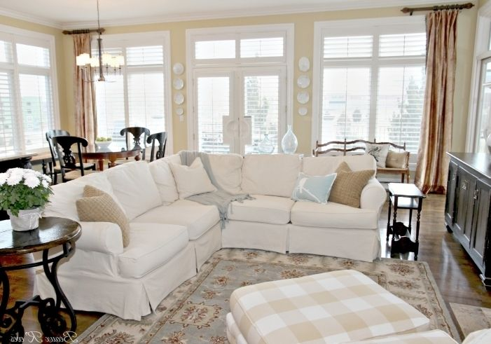 Pottery Barn Slipcovered Sofa Reviews