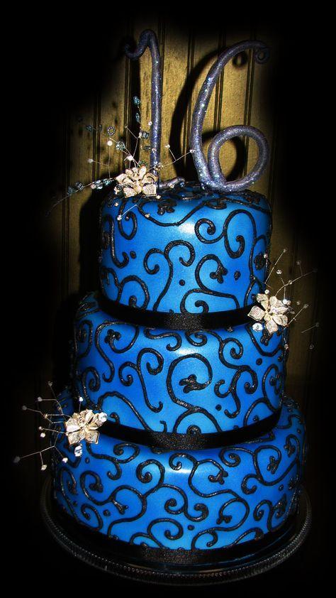 #sweet16cakes