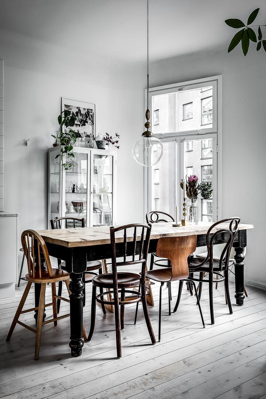 52 Modern Dining Room Minimalist Dining Table New Scandinavian Dining Room Minimalist Dining Room Contemporary Dining Room Design