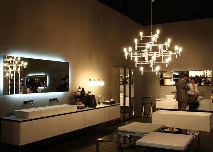 Nemo lighting crown major suspension light brass google search designer lightning - Modern lighting fixtures ...