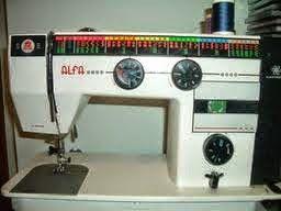 Patrón y costura : instruccciones de la máquina de coser