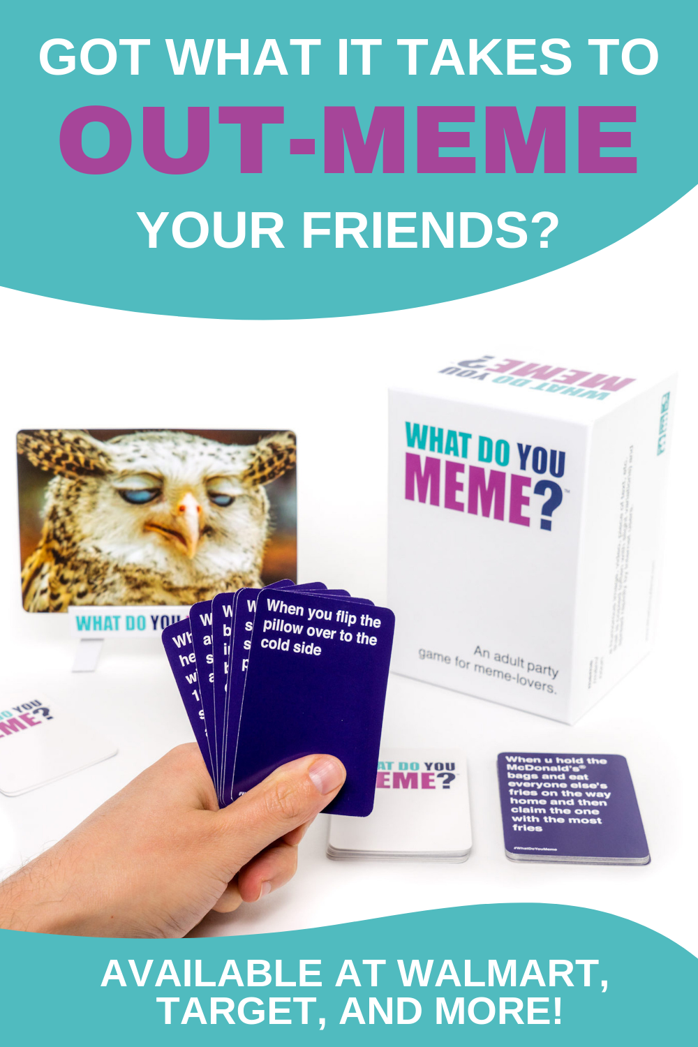 What Do You Meme?™ Core Game What do you meme, Adult
