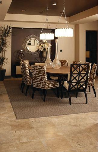Great Travertine Floors Stone Tile Flooring, Travertine Floors, Kitchen Flooring, Room  Tiles, Dining