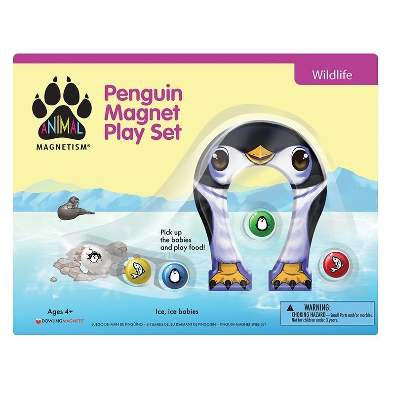 Penguin Set Marbles