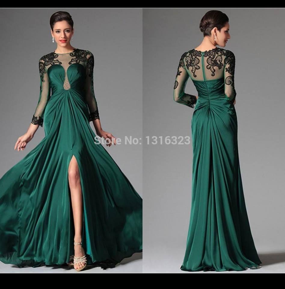 50 Ravishing Long Prom Dresses to Match Your Prom Night Mood ...
