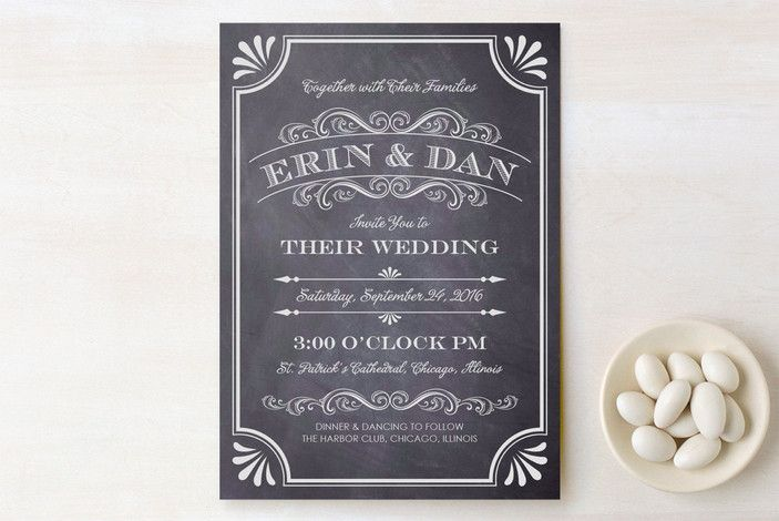 Wedding Invitation Regrets: Wedding Invitation Wording That Won't Make You Barf