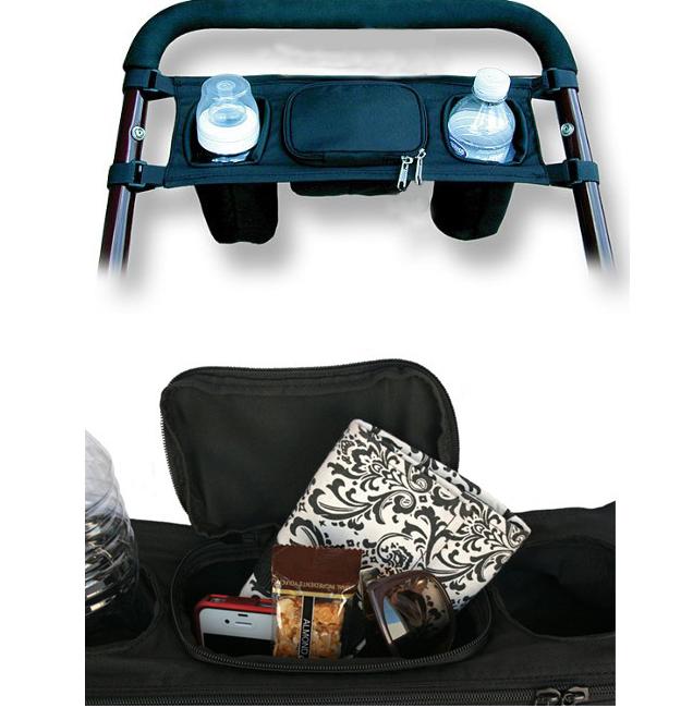 Pin by coco on お子様とのお出かけを快適にするベビーカー用収納袋です。 (黒) Baby