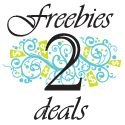 I can't tell you how many times I have saved money, gotten free things, or heard about upcoming deals because of this blog.  It's amazing howmany things there are out there where you can get an awesome deal.  For someone like me who doesn't like to search that far for a deal, this blog.    Check out www.freebies2deals.com TODAY!!