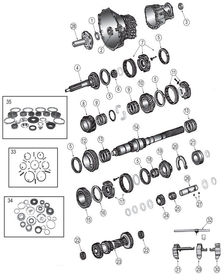 Nv3550 Parts