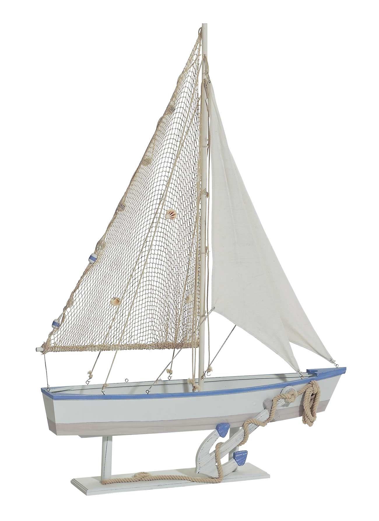 Segel-Schiff   Maritime Deko   Pinterest   Dekoration ...