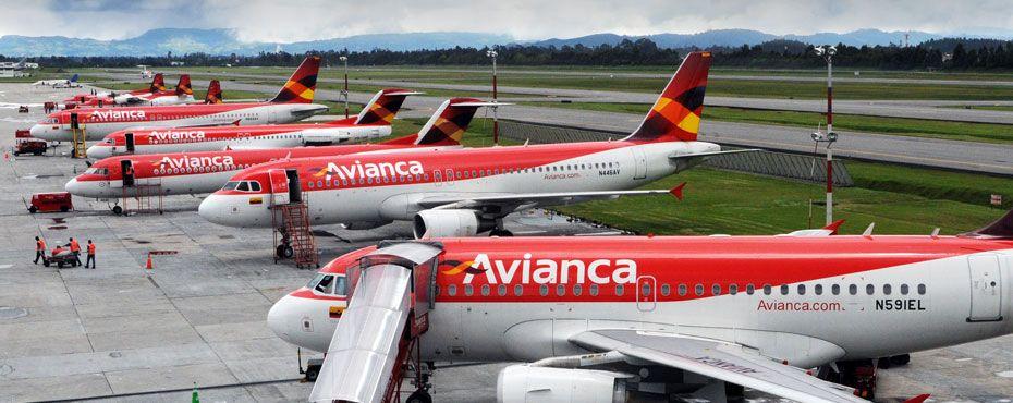 Aerolíneas de Avianca transportan más de 2.4 millones de pasajeros en septiembre