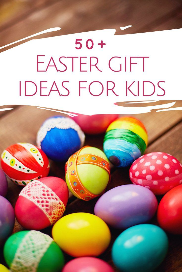 Creative easter gift ideas - Easter