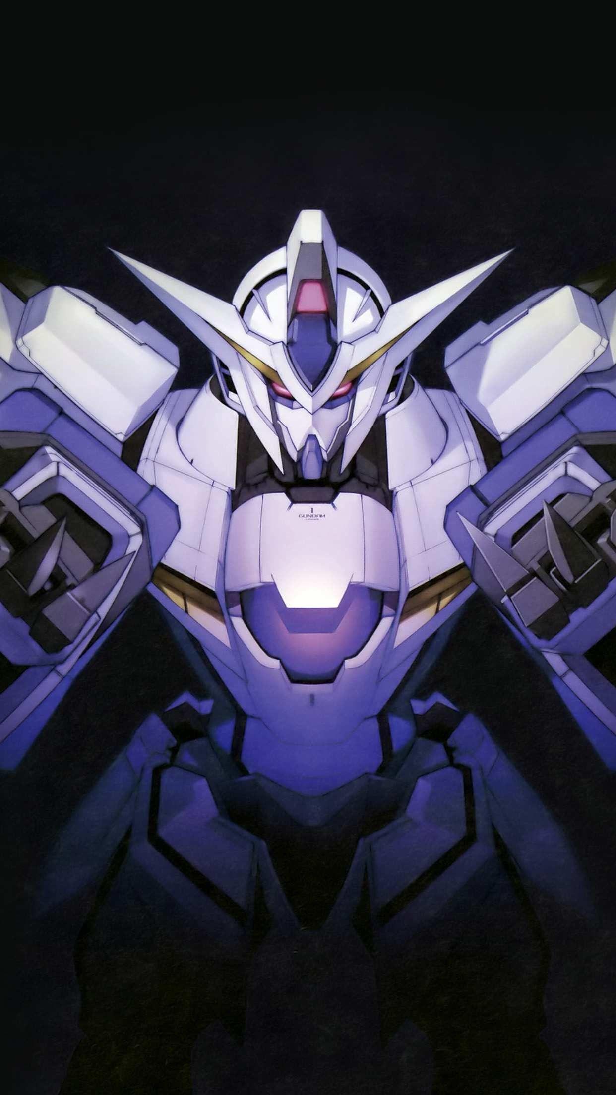 1242x2208 I Love Papers Am63 Gundam Art Dark Toy Game