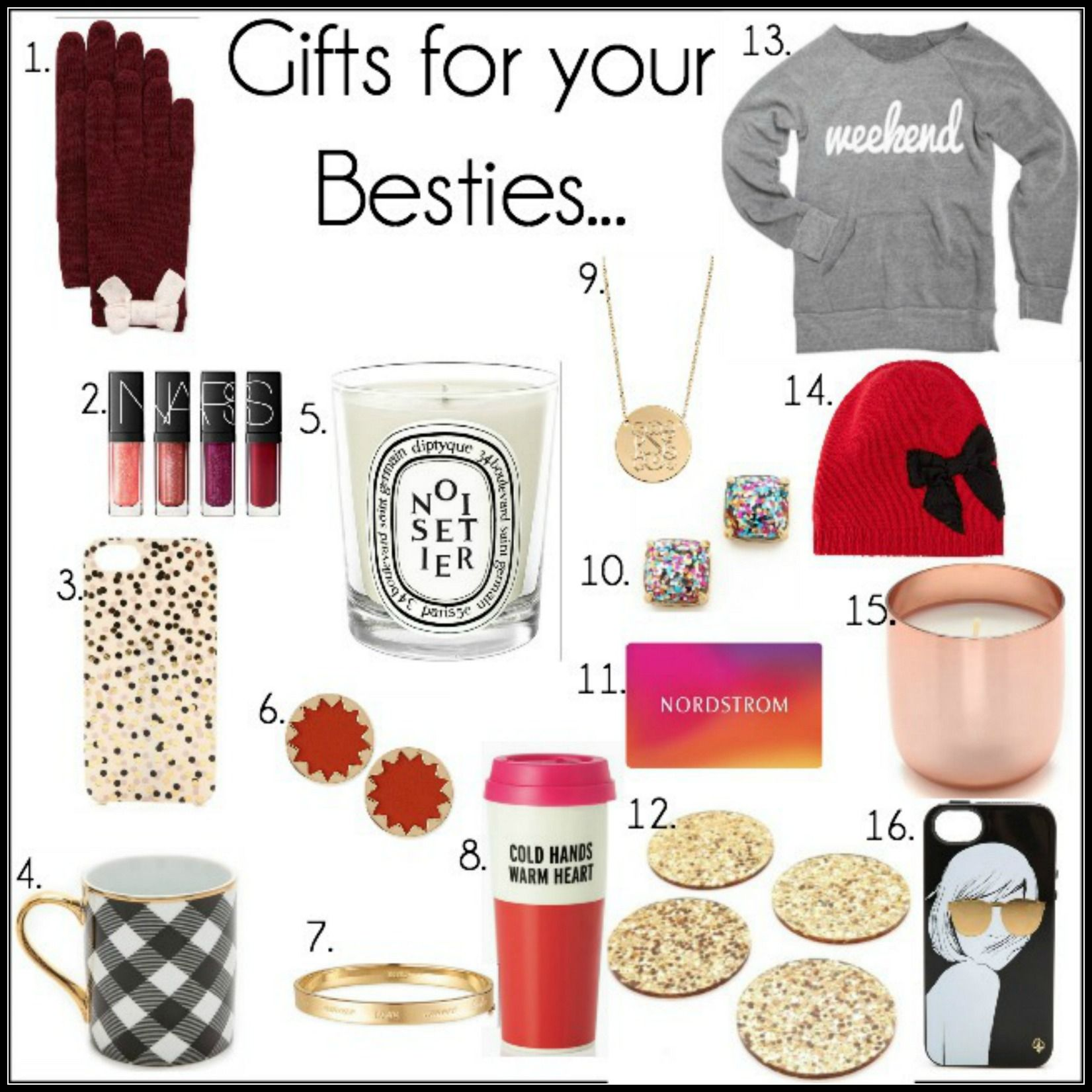Pretty In Her Pearls Holiday Giftschristmas Presents