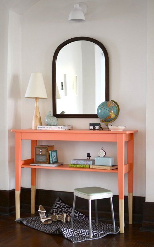 Beautifully Organized Inspiring Entryways Apartment Therapy - Beautiful diy ikea mirrors hacks to try