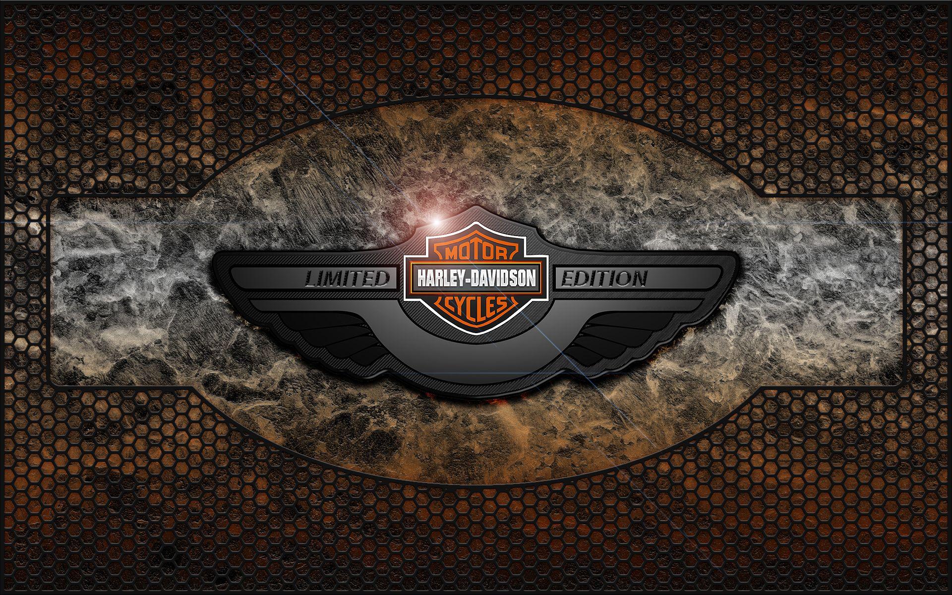 Harley Davidson Logo Harley Pinterest Harley